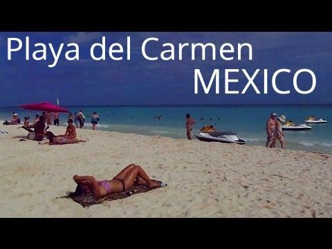 Exploring Playa del Carmen, Mexico Beaches & Restaurants (Near Cancun)