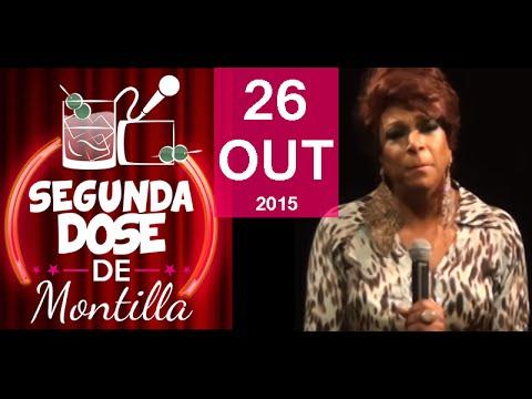 26/10/15 - Segunda DOSE de MONTILLA com Silvetty Montilla e convidados.
