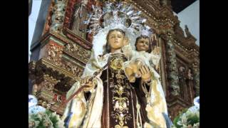 virgen del carmen puerto de  la cruz 2013 en video fotografia