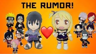 Anime Plush Adventures: The Rumor! (Happy 19th Birthday Nat Anime Fan!)
