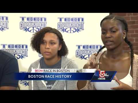 History of race relations in Boston