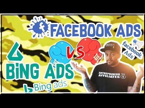 Facebook vs Bing Ads For Affiliate Marketing! Watch This Before Starting Online Marketing