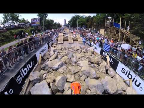 Red Bull Romaniacs Official Video: Jonny Walker (KTM) qualifications for the 2014 Red Bull Romaniacs