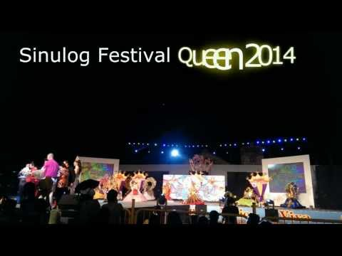 Sinulog Festival Queen 2014: Ms. Abellanosa of Tuburan, Cebu