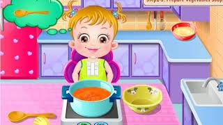 Baby Hazel Kitchan Game part 2 baba new game for childrens