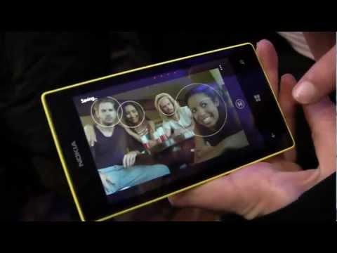 Nokia Lumia 520 Hands-on video