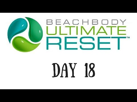 Ultimate Reset - Day 18 (THE KIT - WHATS IN IT??)