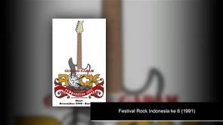 Festival Rock Indonesia ke 6 1991