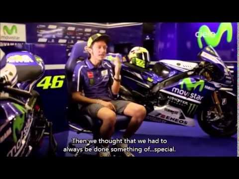 The gentlemen of motorbike: Valentino Rossi
