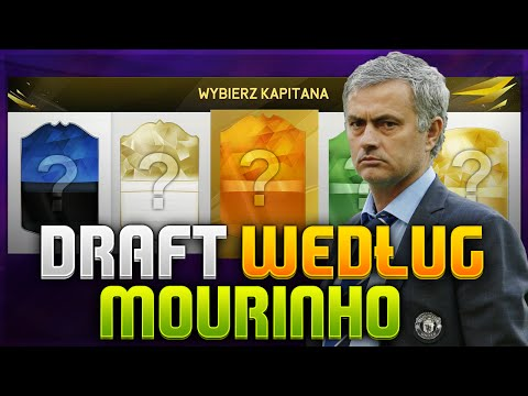 Draft według Jose Mourinho   FIFA 16