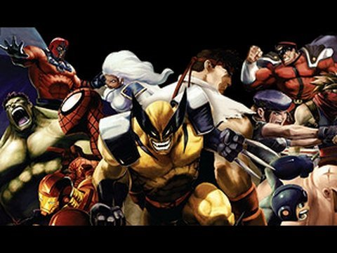 Marvel vs. Capcom 2 Video Review