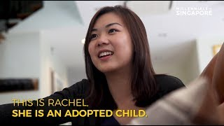 Adopted At The Age Of One | No Different From A Biological Child