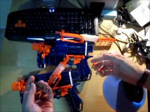 PWND #12: Nerf Elite Retaliator Myth: BUSTED! + Giveaway Updates