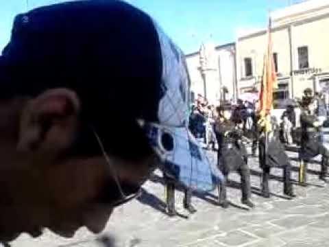 Desfile morisma de guadalupe zacatecas oct 2012