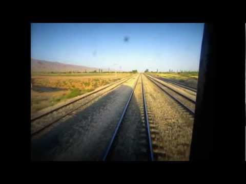 Iran: From Mashhad to Tehran - An iranian train trip