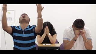 cheating in exams funny video