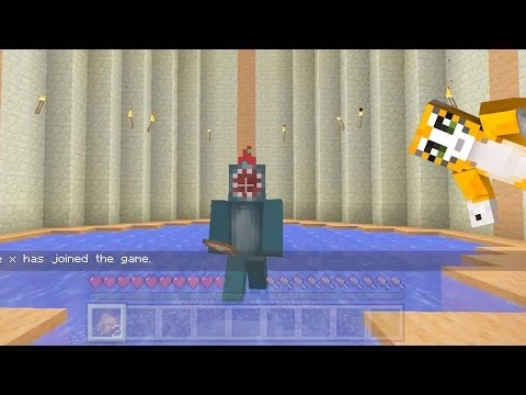 Minecraft Xbox Lost Paradise Part 1