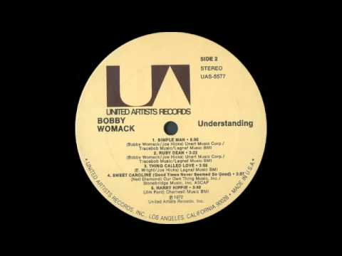 Bobby Womack - Harry Hippie (United Artist Records 1972)