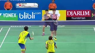 BWF World Junior Mixed Team Championships 2017 | Badminton F - Malaysia vs China