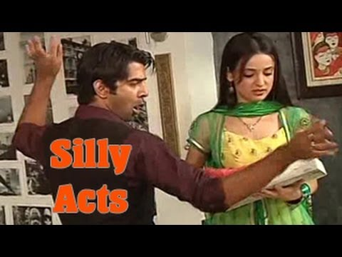 Arnav ACTS FUNNY for Khushi in Iss Pyaar Ko Kya Naam Doon 18th July 2012