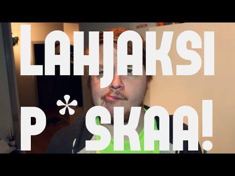Synttärilahjaksi Poron P*skaa! :d video
