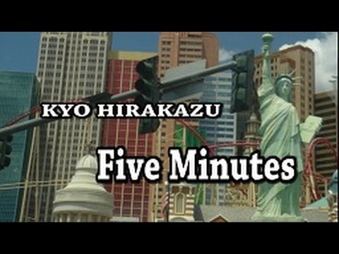Five Minutes 2015 03 17 無能な人間に情報開示することほど危険なことはない !! video