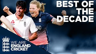 Cook's Last Innings, Super Stokes | Best Moments Of The Decade! | 2015 - 2020 | England Cricket