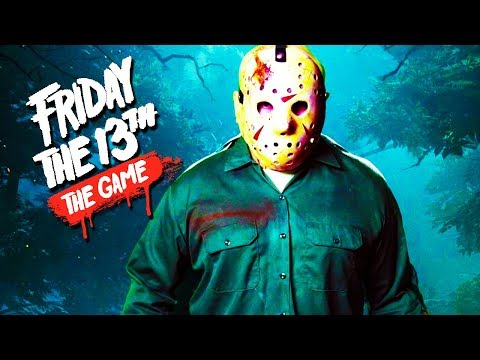 CHAD AND ERIC RETURN! - Friday the 13th Game!