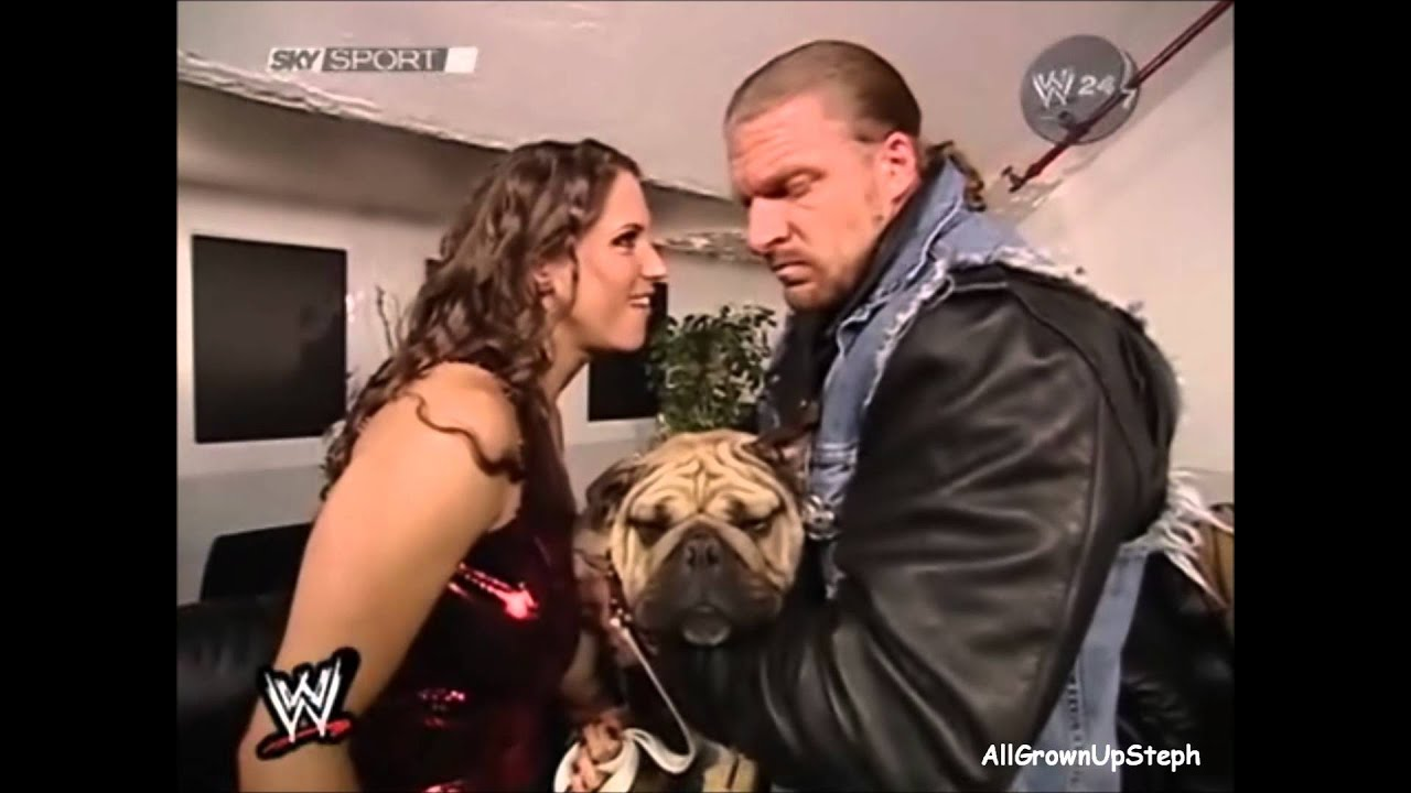 Stephanie Mcmahon Triple h Pictures Stephanie Mcmahon Triple h