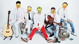 Download Lagu BIGBANG(빅뱅) - Try Not To Laugh Challenge Gratis STAFABAND