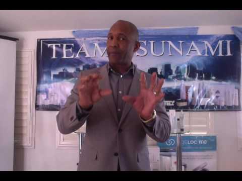 "Como Iniciar en Nu Skin con Impulso ""Team Tsunami"""