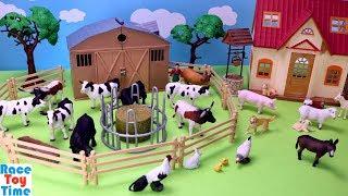 Farm Animals Terra Fun Toys For Kids