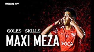 MAXIMILIANO MEZA GOLES - SKILLS - ASISTENCIAS