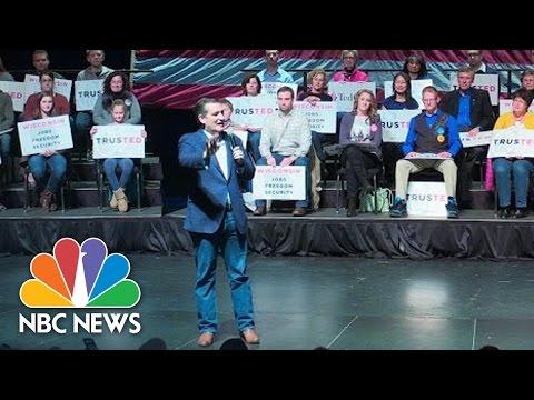 Ted Cruz Talks About Scott Walker's Endorsement And Donald Trump | NBC News