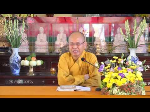 Tọa Thiền Chỉ Quán 2 - TT. Thích Minh Đạo