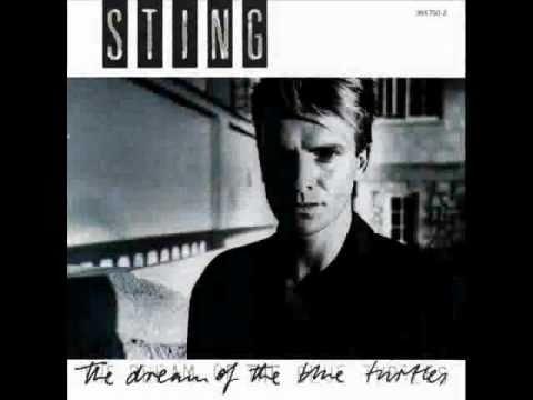 Sting - Consider Me Gone