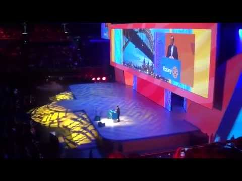 Rotary International Convention in Sydney 2014 PM Tony Abbott's Speech