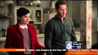 Prince Charming Josh Dallas on Working with Wife Ginnifer Goodwin