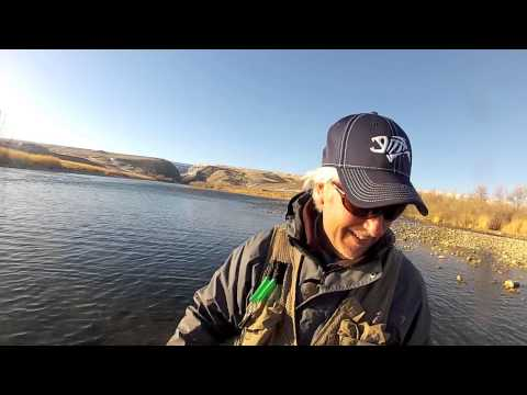 March Bighorn River Fly Fishing Report Wyoming