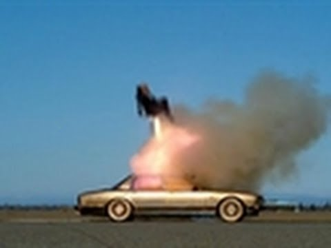 Car Ejection Seat Video