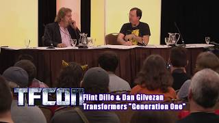 Flint Dille Shares His Thoughts On Transformers The Movie