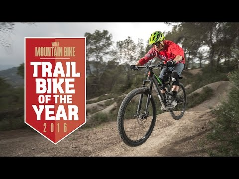 Specialized Camber Comp Carbon 29 - Trail Bike of the Year - 4th Place
