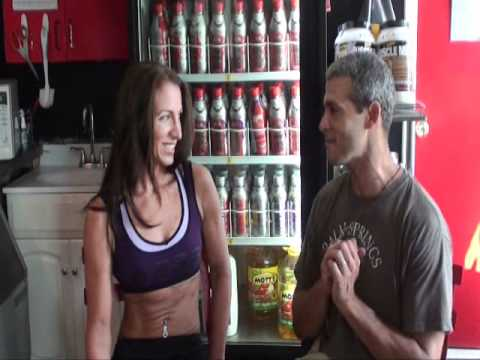 6 Pack Abs Diet - How to Get a Flat Stomach through Eating Part 3 of 4