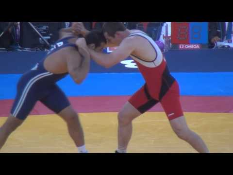 London 2012 Olympic Greco-Roman Wrestling Bronze 74kg