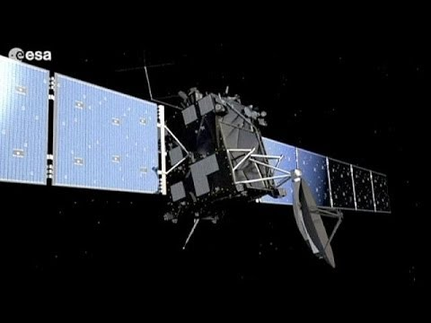 Comet explorer Rosetta primed for rendezvous with 'Chury'