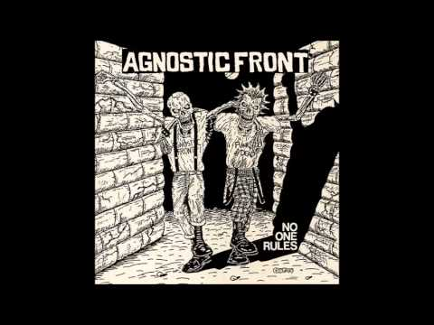 Agnostic Front - No One Rules