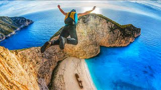 10 Incredible BASE Jump Exits