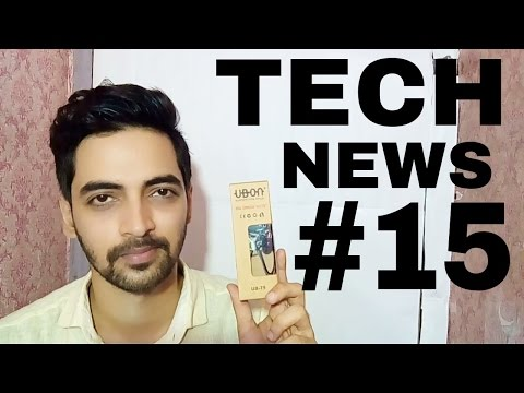 Tech News # 15 - Sony Xperia X, Samsung J2(2016) LG Stylus 2, Google Fined And More