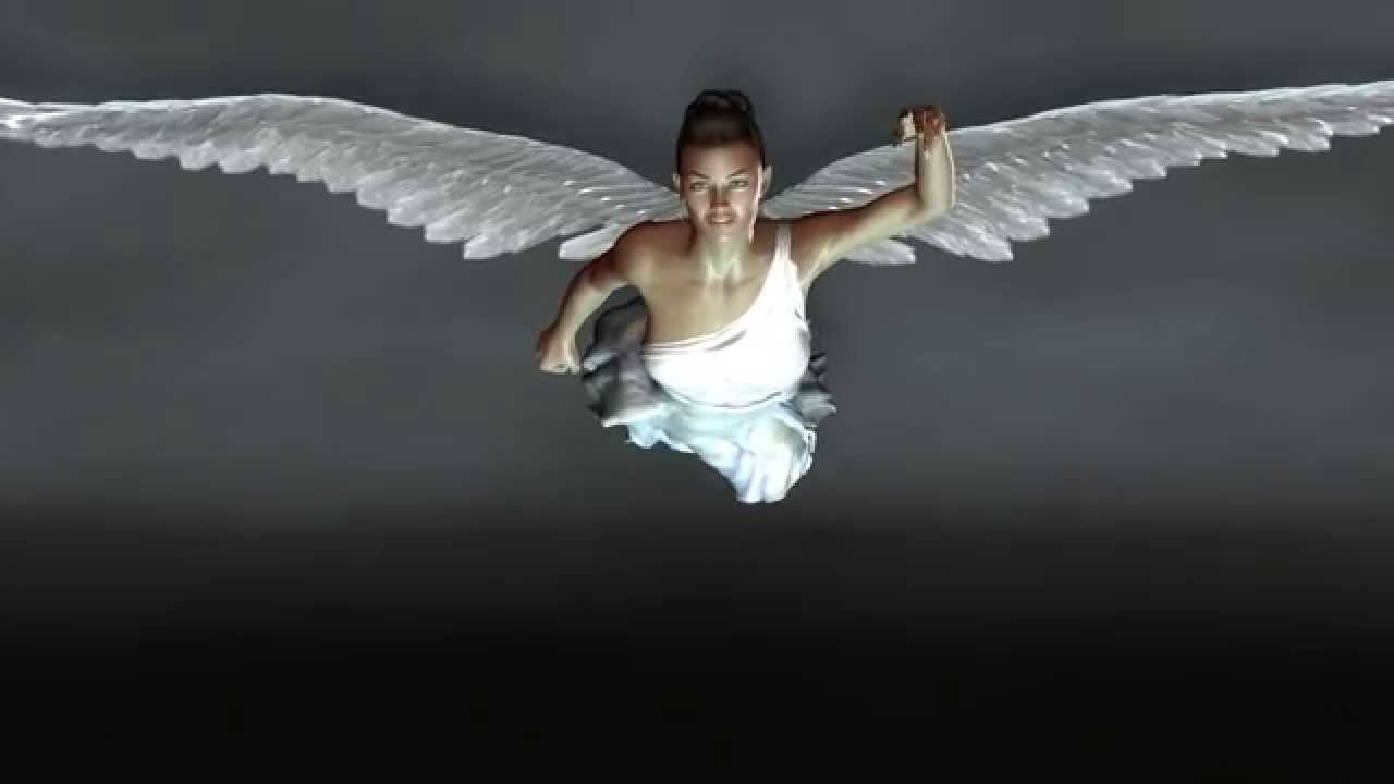 angel flying up to heaven - photo #27