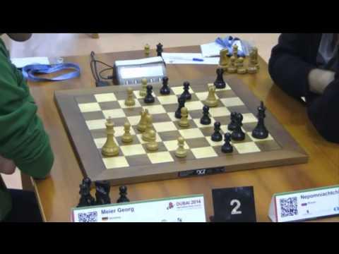 Carlsen vs Mamedyarov - 2014 World Blitz Championship